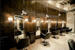 Beauty Parlor Interior Design