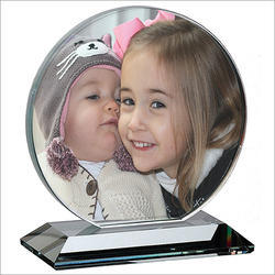 Crystal BSJ03A Photo Frame