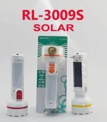 RL-3009S Rock Light Big Size Solar Rechargeable Torch