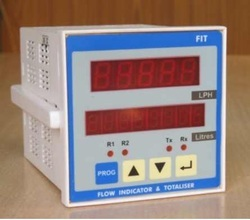 Digital Volumetric Flow Indicator
