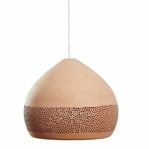 Clay Lamp Shade At Rs 300 Piece