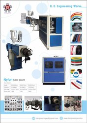 Nylon Tube Machine