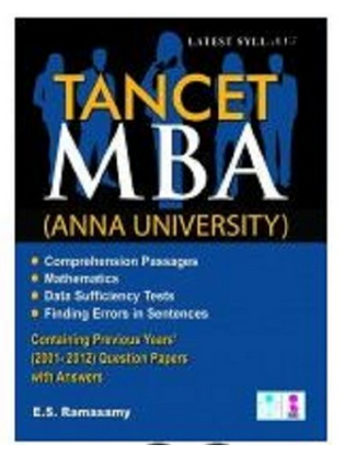 Mba Entrance Book