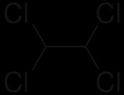 1, 1, 2, 2 Tetrachloroethane