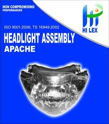 Hilex Apache Head Light Assembly