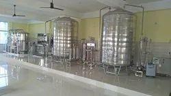 Industrial RO Plant 10000  LPH