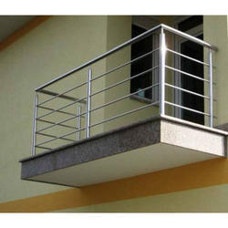 Stainless Steel Balcony Grill
