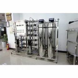 Fully Automatic Water Softener Plant