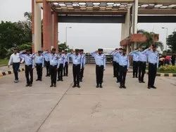 Unarmed Male Corporate Security Service, in India