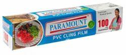 PARAMOUNT PVC CLING FILM ROLL 100MTR