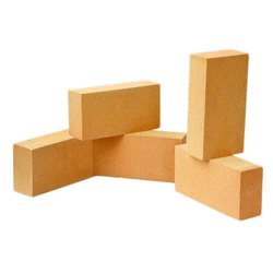 Brown Heat Resistant Fire Bricks Is-8 & High Alumina