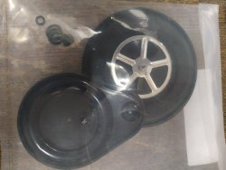 LPG Santro(Hyundai) Company Kit Diaphragm