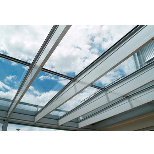 Light Industrial Construction Cost Per Square Foot: Polycarbonate Skylight Roofing Sheets At Rs 74 /square