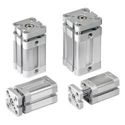 MCGI Mindman Compact Twin Guide Cylinder