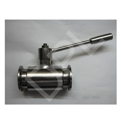 Triclover Ball Valves