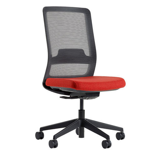 Armless And High Back Mesh Office Chair Rs 4500 Piece Vishal