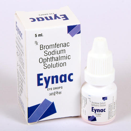 Bromfenac Sodium 0.09% Eye Drop