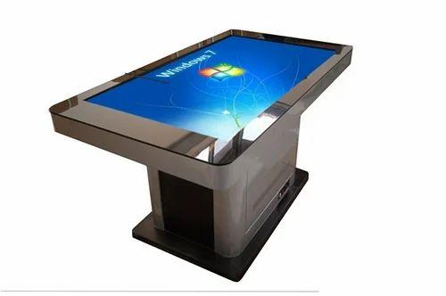 touch screen tables size 24 86 inch rs 60000 unit elpro rh indiamart com touchscreen tablet touchscreen tablet funktioniert nicht mehr