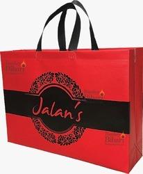 Metallic Non Woven Shopping Bag