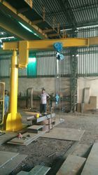 JIB CRANE Manufacturer and Supplier in Chittagong