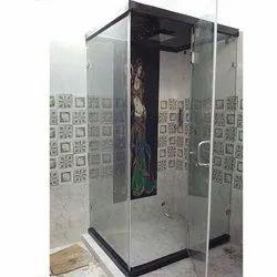 Glass Bath Room