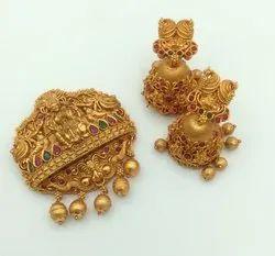 Brass Pendant Set Collection - P 850