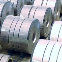 Annealing Metal Coils