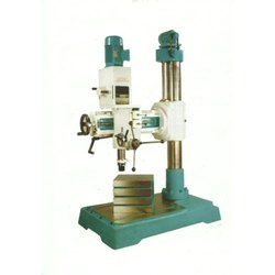 R40G Geared Radial Drilling Machine