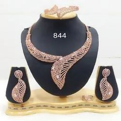 Nigerian Necklace Set