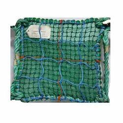 Black Braided Net