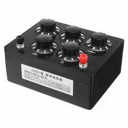 Resistance Box Calibration Services