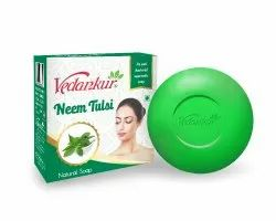 Vedankur Neem Tulsi Soap, for Personal, Pack Size: 50 Gm And 100 Gm
