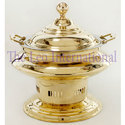 New design Brass Chafing Dish low price