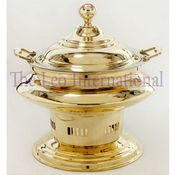 TLI New design Brass Chafing Dish low price