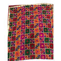 Girls Chinnon Designer Embroidered Phulkari Dupatta