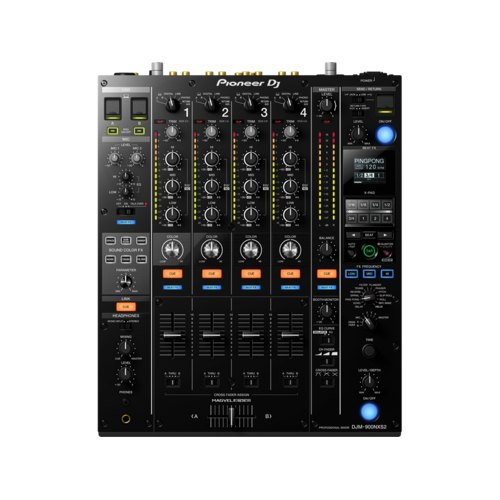 Pioneer Djm 900nxs2 Dj Mixer For Home Evolution Integrated Technology Private Limited Id 11364896930