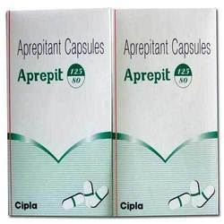 125/80mg Aprepitant Capsules