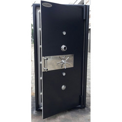 Mild Steel Security Safe