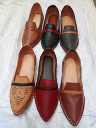 Mens Loafer Style Juttis