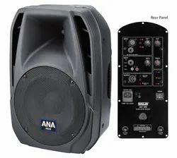 ABA-4000 Bi-Amp PA Active Loudspeakers