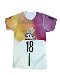 Cotton T shirt Sublimation Printing