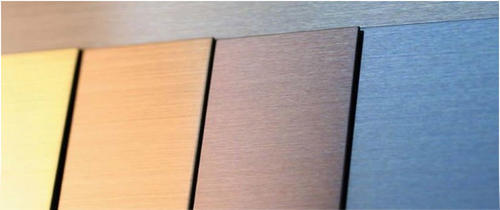 Stainless Steel Coloured Sheet