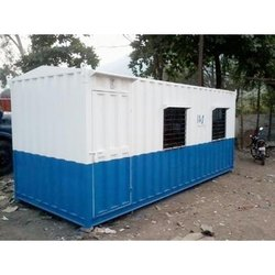 MS Prefabricated Portable Cabin