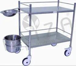 ALIZA Steel Dressing Trolley, Model Number: Ah-3007