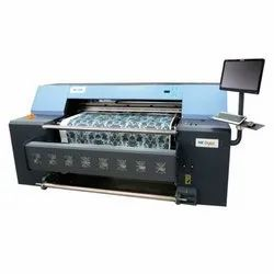Digital Textile Belt Printer Dx5 D4-180