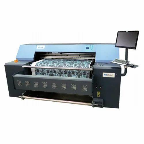D4-180 DX5 Digital Textile Belt Printer