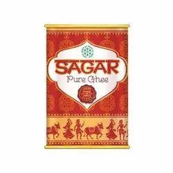 Yellow Sagar Pure Ghee, Packaging Size: 15 Kg