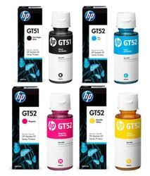 GT51 and GT52 HP Ink Bottle
