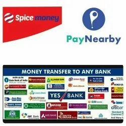 AePS, Money Transfer Services (DMT)