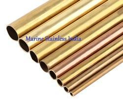 Stainless Steel Gold Pipe